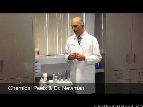 Dramatically Improve Skin with Chemical Peels - Dr Nathan Newman